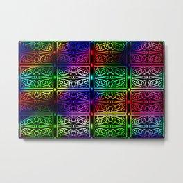 Colorandblack series 513 Metal Print