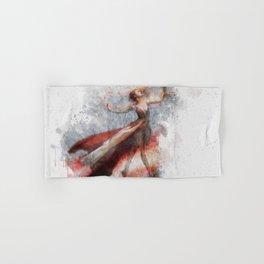 Ballerina Hand & Bath Towel