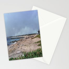 Watch Hill Beach Stationery Cards