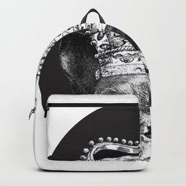 FRENCH BULLDOG FORNASETTI 1 Backpack