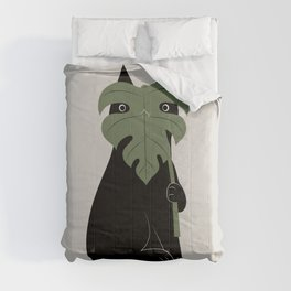 Cat and Plant 14: Monster-a Comforters
