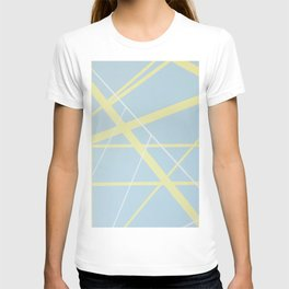 'Crossroads No.2' Acrylic on Canvas T-shirt