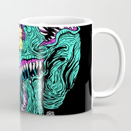 Skull Monster Coffee Mug