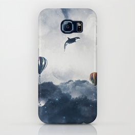 Horizon of Light and Shadow iPhone Case