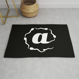 AT the beginning of the Internet Rug