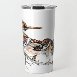 Sparrows Travel Mug