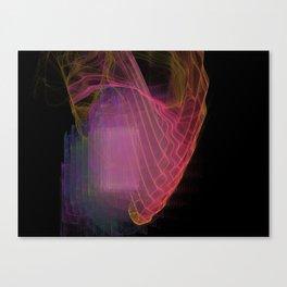 Soul Vibration Canvas Print