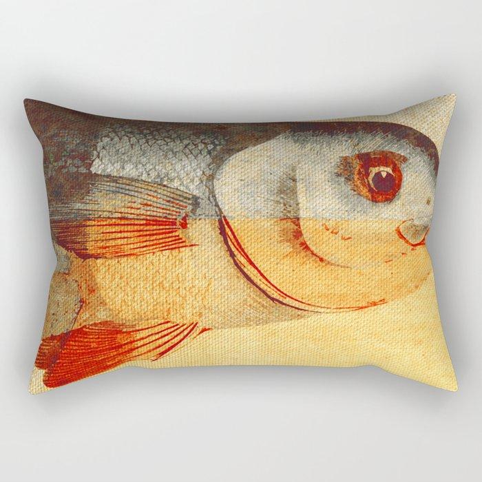 Piscibus 7 Rectangular Pillow