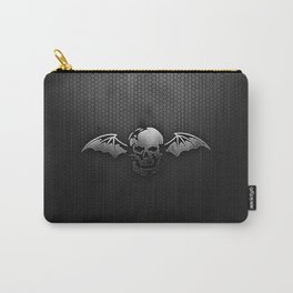 Skull Logo Carry-All Pouch