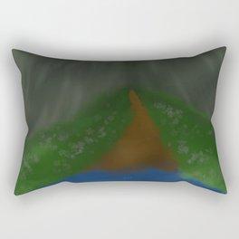 Soft Meadow Rectangular Pillow