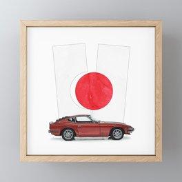 Fairlady Z Framed Mini Art Print