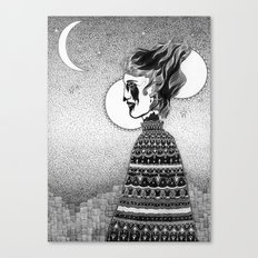 Widow Walk Canvas Print