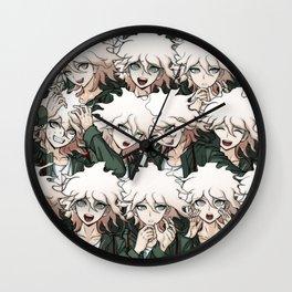 Nagito Komaeda Wall Clock