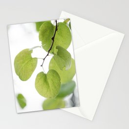Against the Dying of the Light Stationery Cards