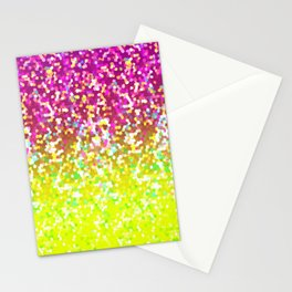 Glitter Graphic G224 Stationery Cards