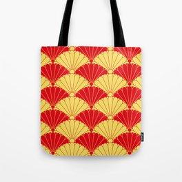 Fan texture Tote Bag
