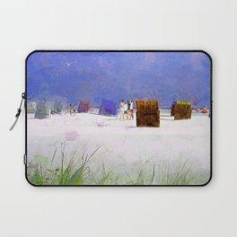 On the beach - 2021 Laptop Sleeve