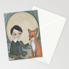 Billy and the Fox Stationery Cards