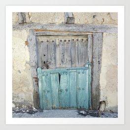 Doors of Perception 27 Art Print