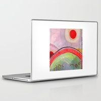 bridge Laptop & iPad Skins featuring Bridge by angela deal meanix