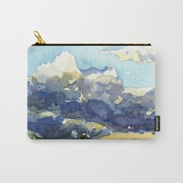 Rain in the Desert Carry-All Pouch