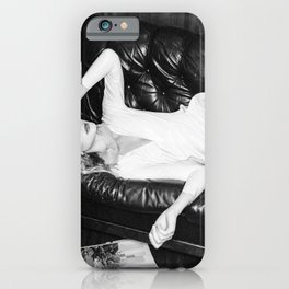 Couch Stories iPhone Case