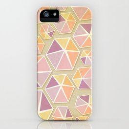 Gemstone Love iPhone Case