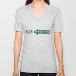 The Jettisons Unisex V-Neck