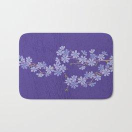 Purple Nigth Bath Mat