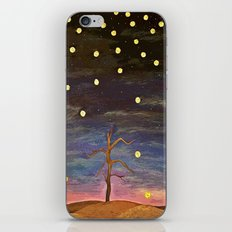 Partially Stars iPhone & iPod Skin
