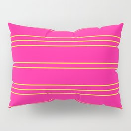 Simple Lines Pattern yp Pillow Sham