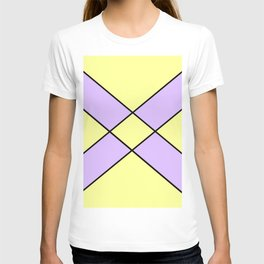 Saint andrew's cross 4 T-shirt