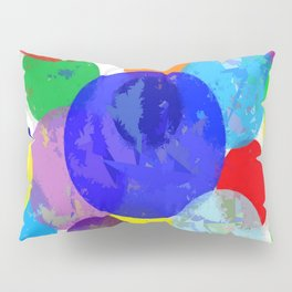 Fractured Locales Pillow Sham