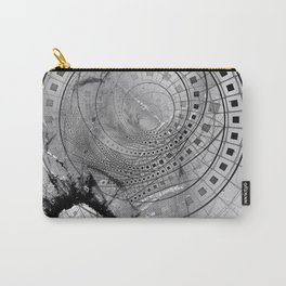 Fragmented Fractal Memories and Shattered Glass Carry-All Pouch