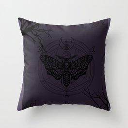 Witch Craft Throw Pillow