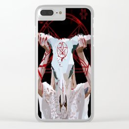 Let's Summon Clear iPhone Case