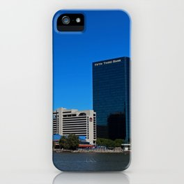Toledo Skyline III iPhone Case