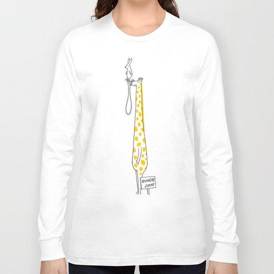 Bungee Jump Long Sleeve T-shirt