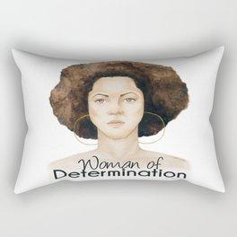 Woman of Determination Rectangular Pillow