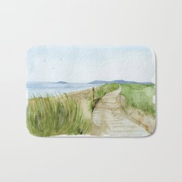 Inverness Beach Bath Mat