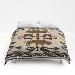 American Native Pattern No. 180 Comforters