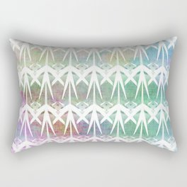 Arrow Colour Rectangular Pillow