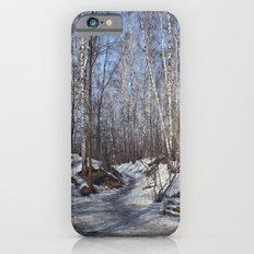 birch forest Slim Case iPhone 6s