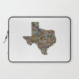 Map of Texas Laptop Sleeve