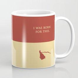 Journey - Born For This Coffee Mug