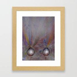 lumen Framed Art Print