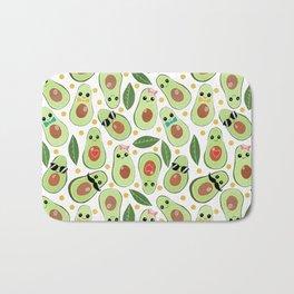 Stylish Avocados Bath Mat
