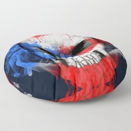 To The Core Collection: Puerto Rico Floor Pillow