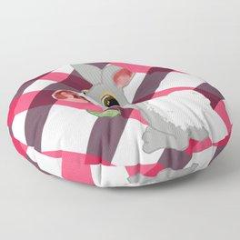 Thumper-Roo Floor Pillow