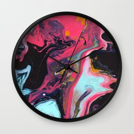 Barbarella Wall Clock